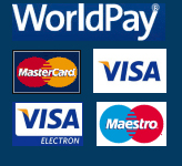 Payments accepted, visa, visa electron, maestro, mastercard