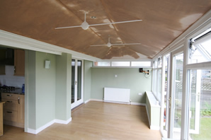 Conservatory Roof Insulation Image #15