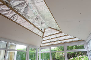 Conservatory Roof Insulation Image #2