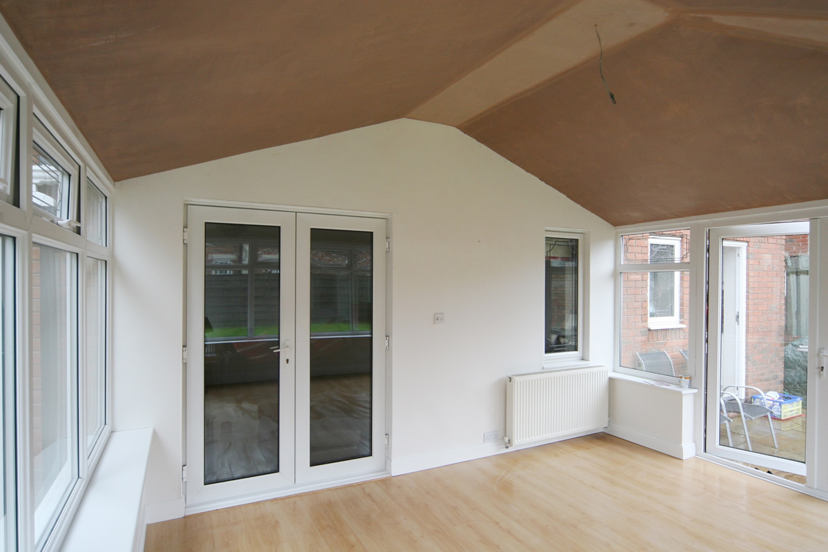 Conservatory Roof Insulation Inceil