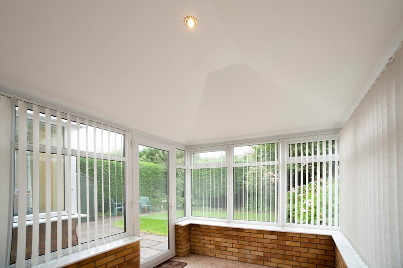 Insulated Conservatory Ceiling How It Works